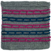 Knitters Planner Annika Wolke Chains Stitch Block